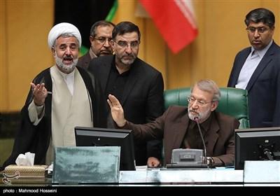 رای مثبت نمایندگان به لایحه (CFT) - صحن علنی مجلس