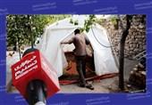 3 ماه بعد از زلزله سنخواست؛ از اصرار «مردم چادرنشین» تا انکار مسئولانی که «وعده» میدهند+ فیلم