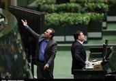 حاشیههای صحن علنی مجلس در تصویب یکی از لوایح (FATF) به روایت تصویر