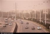هوای کلانشهر اراک برای گروههای سنی حساس در وضعیت ناسالم قرار گرفت