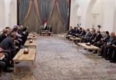Berhem Salih Avrupa Büyükelçileri İle Buluştu
