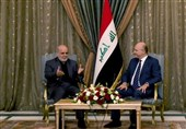 New Iraqi President Lauds Iran's Support in War on Terror