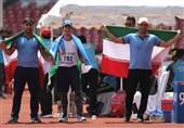 Asian Para Games: Younes Seifipour Wins Gold