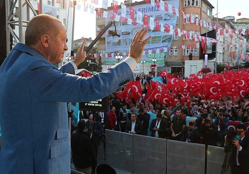اردوغان به دنبال معرفی شهرداران تازه نفس