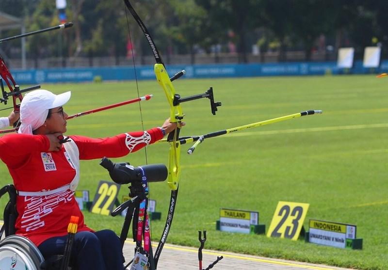 Iranian Archer Zahra Nemati Tests Positive for COVID-19