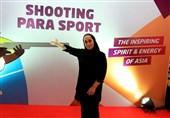 Sareh Javanmardi Takes Gold at Para Shooting
