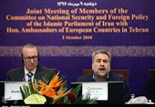 EU Renews Call for Iran Office: MP