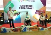 Asian Para Games: Para Shooter Shojaei Snatches Gold