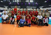 Asian Para Games: Iran Men's Sitting Volleyball Wins Gold
