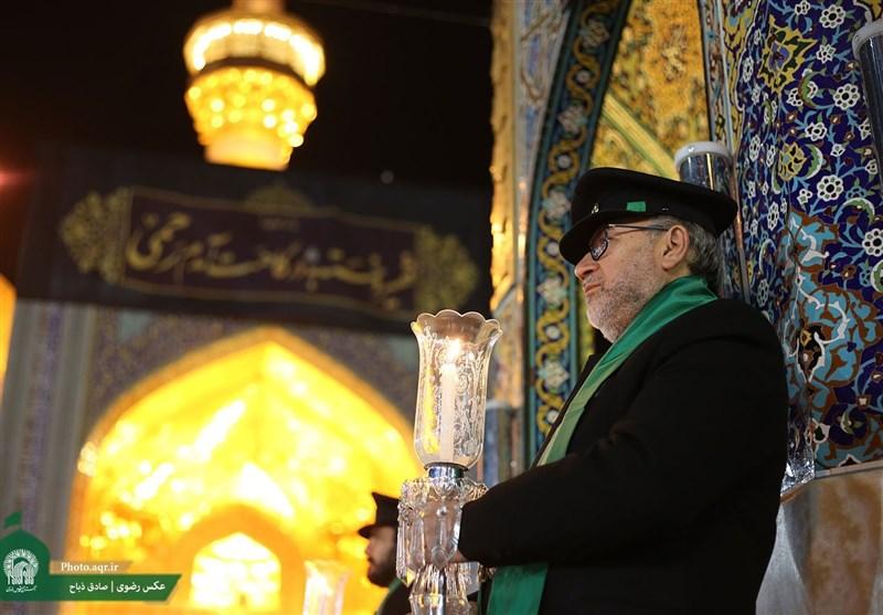 مشهد| خدمت بیش از 60 هزار خادم و خادمیار در حرم رضوی