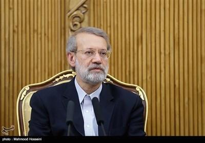 لاریجانی: کشورهای آسیایی امنیت پایدار منطقه را در گرو همکاری با ایران می دانند