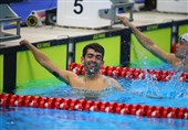 Iranian Swimmer Izadyar Seizes Sixth Gold at Asian Para Games