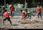 Iran to Face USA in Intercontinental Beach Soccer Cup Opener