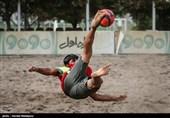 تیم فوتبال ساحلی گلساپوش یزد حریف خود را شش تایی کرد