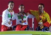 Powerlifter Jafari Snatches Gold at Asian Para Games