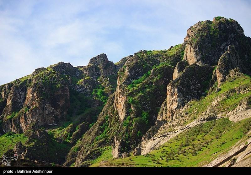 Dumuli Geopark of Ardabil, Northwest of Iran