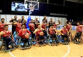 Asian Para Games: Iran Wheelchair Basketball Wins Gold