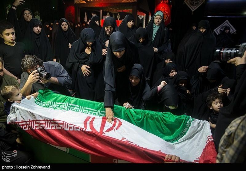 پیکر پاک شهید کارچانی در اراک تشییع شد