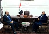Iraqi President, PM Condemn Israeli Strikes Targeting Hashd Al-Sha'abi
