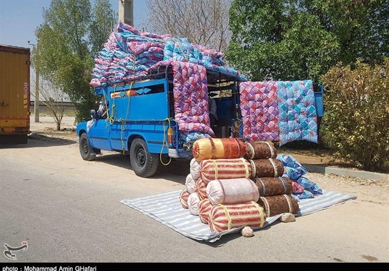 معضل سد معبر ورودی اهواز-مسجدسلیمان نیازمند عزم جدی دستگاههای شهری است + تصاویر
