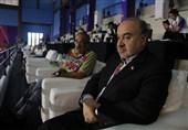 بازیهای پاراآسیایی 2018| وزیر ورزش و جوانان جاکارتا را ترک کرد