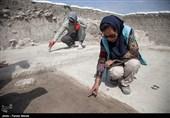 کاوش باستانی در کرمانشاه