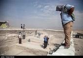 کرمانشاه| کاوشها باستانشناسی در سکونتگاه 7000 ساله+فیلم