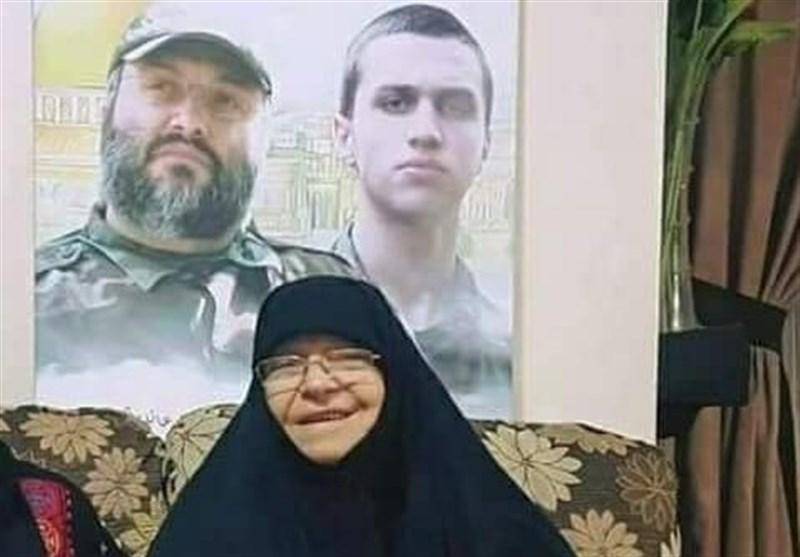 Şehid İmad Muğniye'nin Annesi Lübnan'da Hayatını Kaybetti