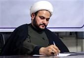 """الامین العام للنجباء مخاطبا عبد المهدی: الفساد """"ارهاب اجتماعی""""/ استل سیف النزاهة لمحاربة الفساد"""