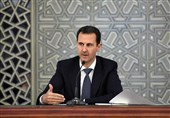الاسد: إرادة شعبنا أفشلت مخطط الهیمنة الأمیرکیة والغربیة على سوریا