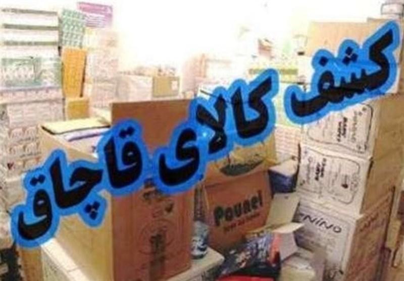 کشفیات کالای قاچاق در استان بوشهر 232 درصد افزایش یافت