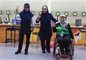 تیراندازی معلولان قهرمانی جهان  جوانمردی و ارم به فینال P2 راه یافتند