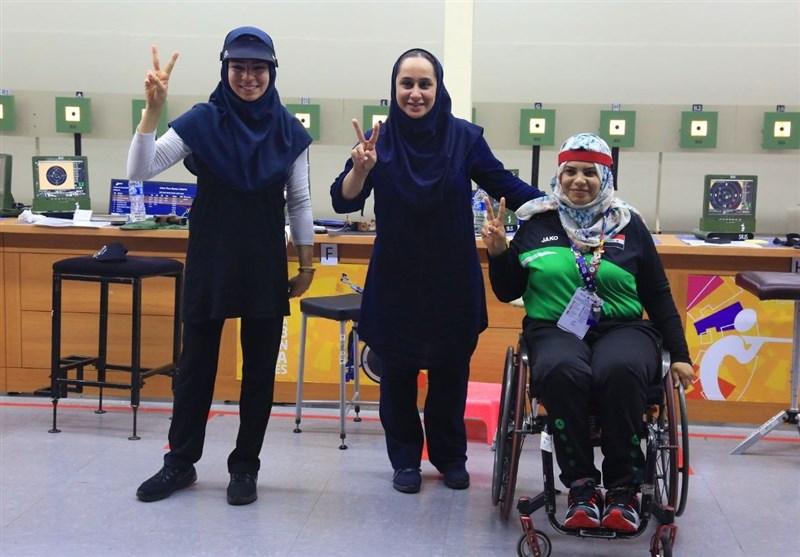 تیراندازی معلولان قهرمانی جهان| جوانمردی و ارم به فینال P2 راه یافتند
