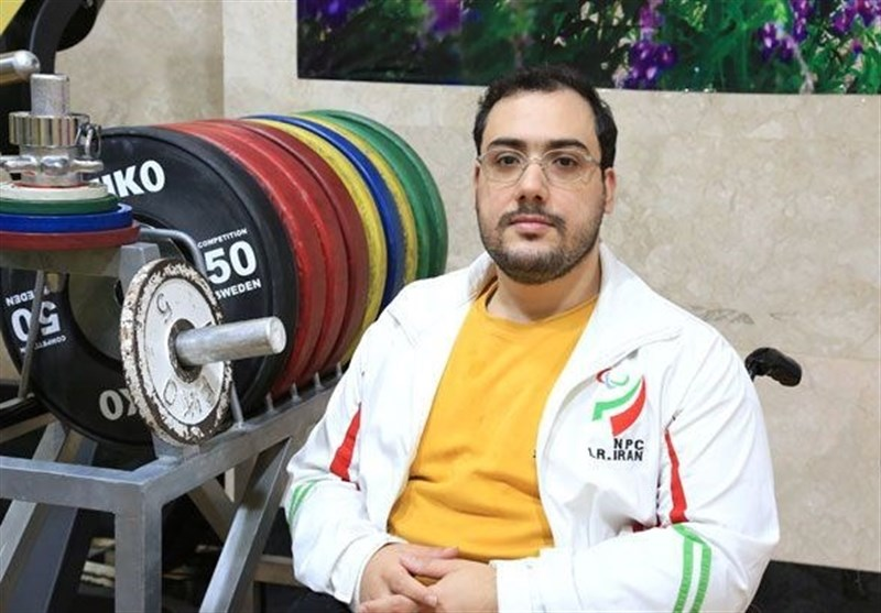 Powerlifter Rostami Takes Gold at Asian Para Games