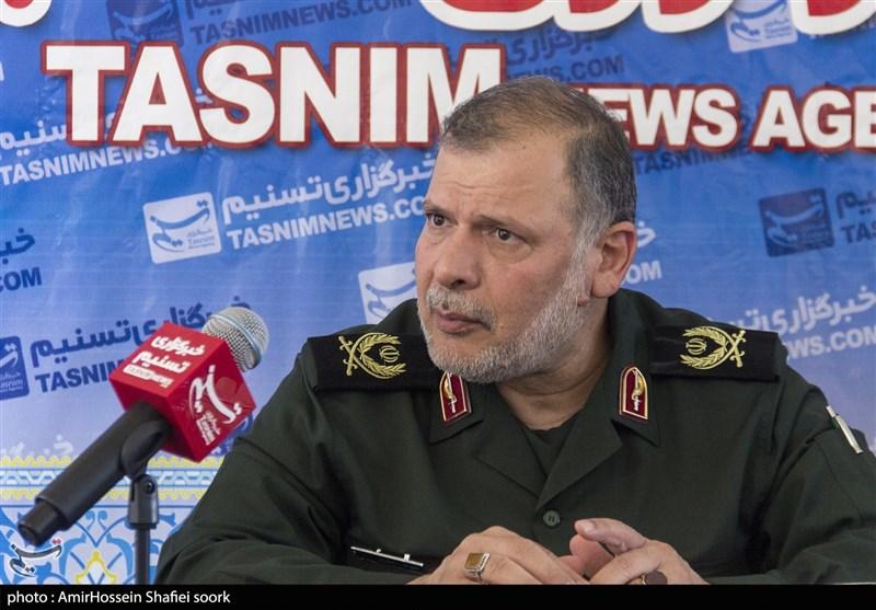 فرمانده سپاه حفاظت انصار: تیپ الغدیر استان یزد در 8 سال دفاع مقدس حتی یک مرتبه عقبنشینی نداشت
