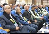 """همایش استانی """" پلیس، امنیت و اصناف"""" در دامغان به روایت تصاویر"""