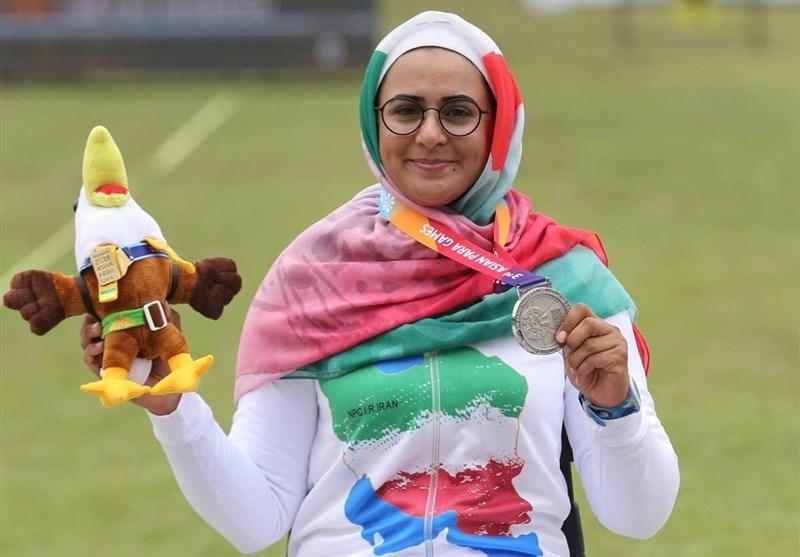 زهرا نعمتی , کمیته ملی پارالمپیک ایران , تیراندازی با کمان ,