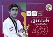 المپیک جوانان 2018| اصغری دومین حذف شده تکواندو ایران