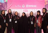 Asian Para Games: Iranian Chess Players Win Two Gold Medals