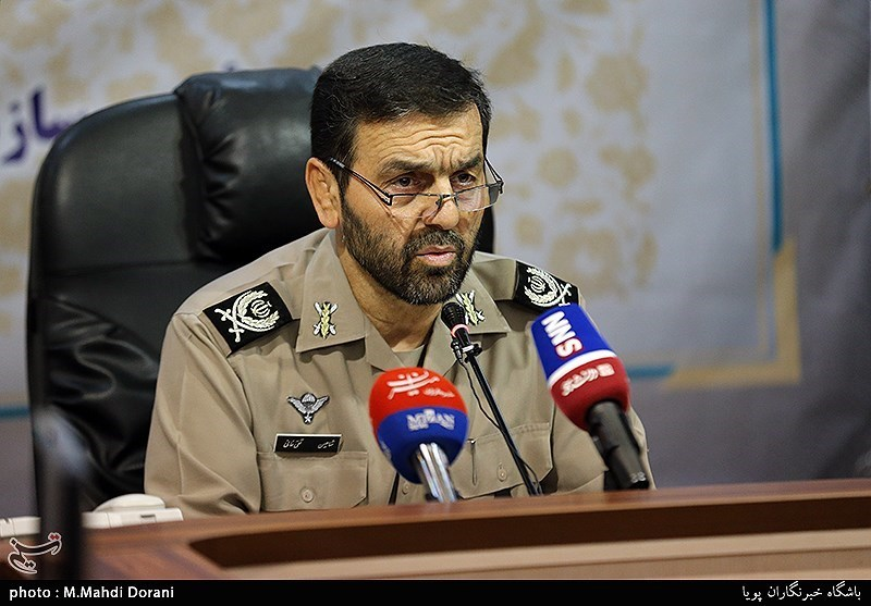 Iran Army Quashes Rumor IRGC Shot Konarak Vessel