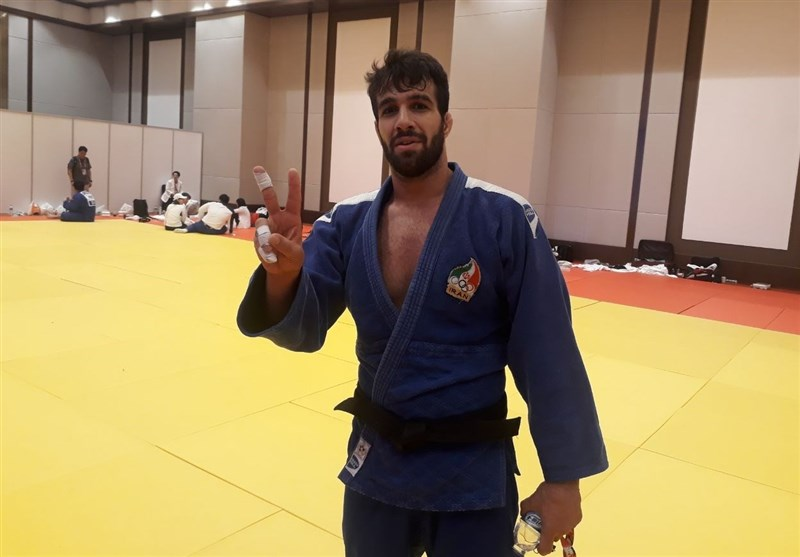 Iranian Judokas Win Gold, Silver at IBSA Judo Grand Prix Final