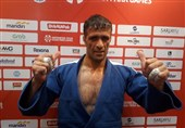 Iranian Judoka Mousanezhad Makes Dream Debut at Asian Para Games