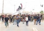 بالصور.. زوار الأربعین ینطلقون من الموصل لأول مرة بعد داعش