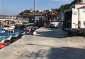 غرق شدن 35 مهاجر در ترکیه
