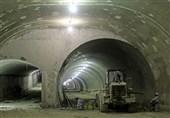 رشد 30 برابری تونل های جاده ای کشور در چهار دهه گذشته