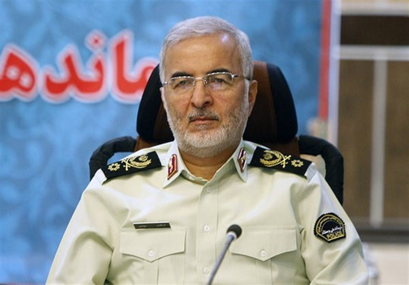 Iranian Police Seize 500 Tons of Illicit Drugs in 9 Months: Commander