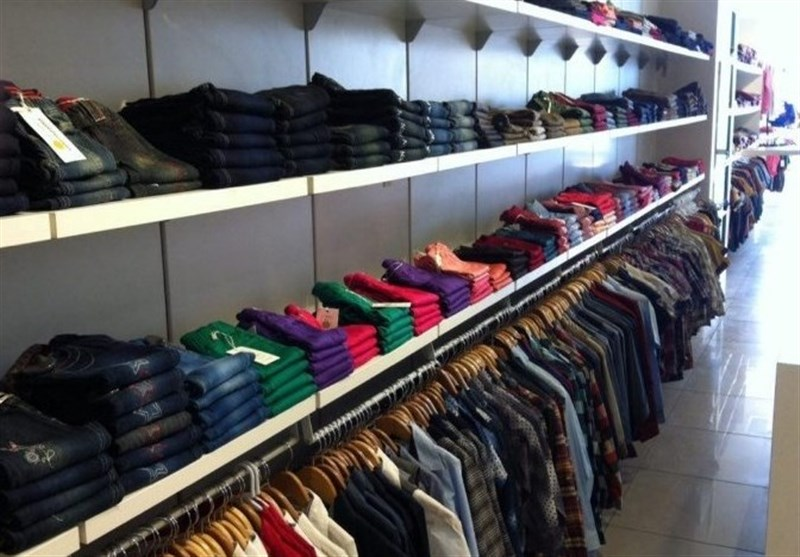 صنعت پوشاک کشور مشکل تامین مواد اولیه دارد,
