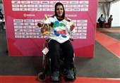 Iran's Women's Javelin Thrower Mahnaz Amini Gains Gold