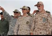 رئیس ستاد کل نیروهای مسلح از مناطق مرزی استان کرمانشاه بازدید کرد+ تصاویر