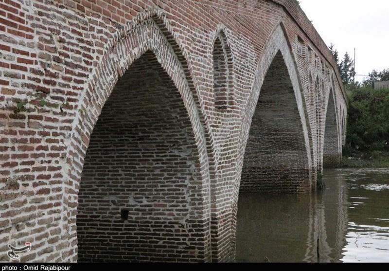 پل 700 ساله تمیجان رودسر به روایت تصویر